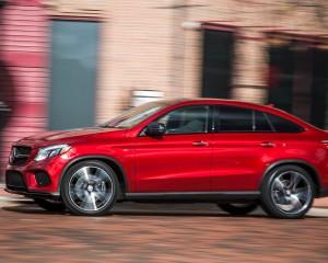 2016 Mercedes-Benz GLE450 AMG Coupe Preview