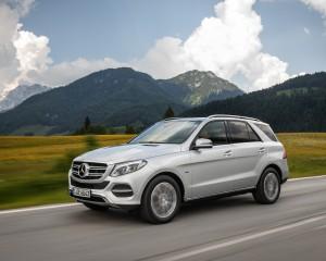 2016 Mercedes-Benz GLE500e 4MATIC