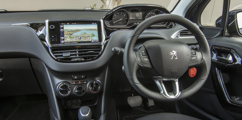2016 Peugeot 208 Active Cockpit Interior