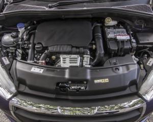 2016 Peugeot 208 Active Engine