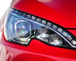 2016 Peugeot 308 GTi Headlamp