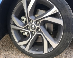 2016 Renault Megane GT Wheel Trim