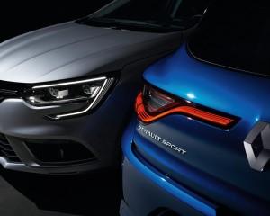 Renault Megane and Renault Megane Sport