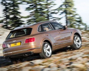 2017 Bentley Bentayga Off Road Test