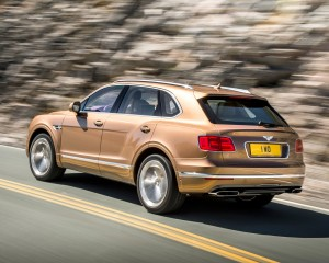 2017 Bentley Bentayga Review