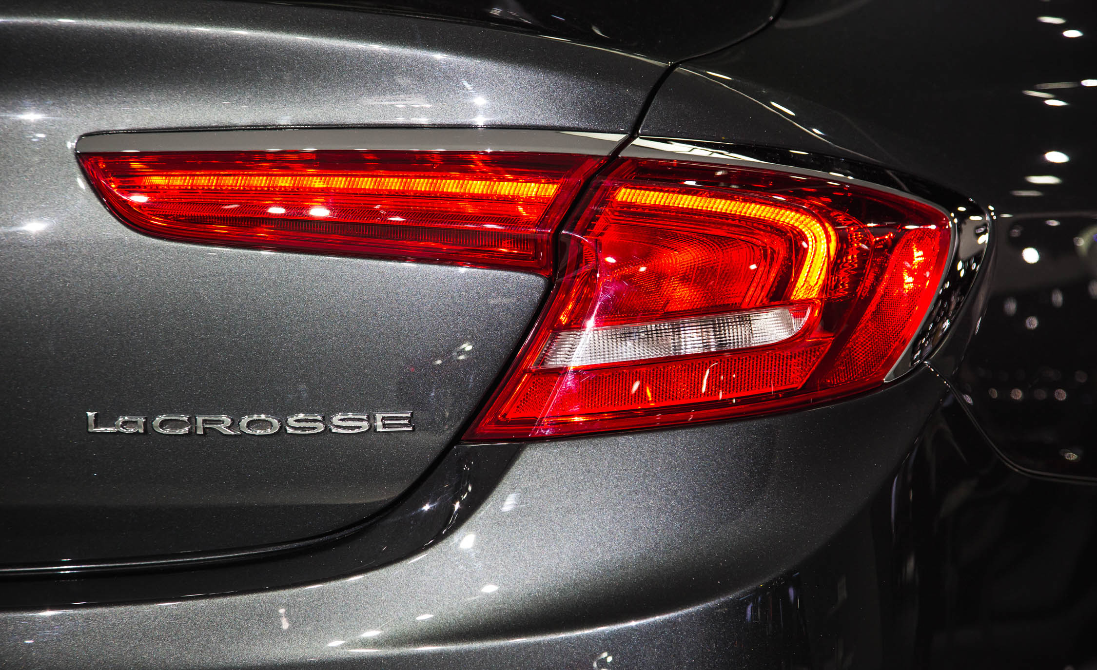 2017 Buick LaCrosse Taillight