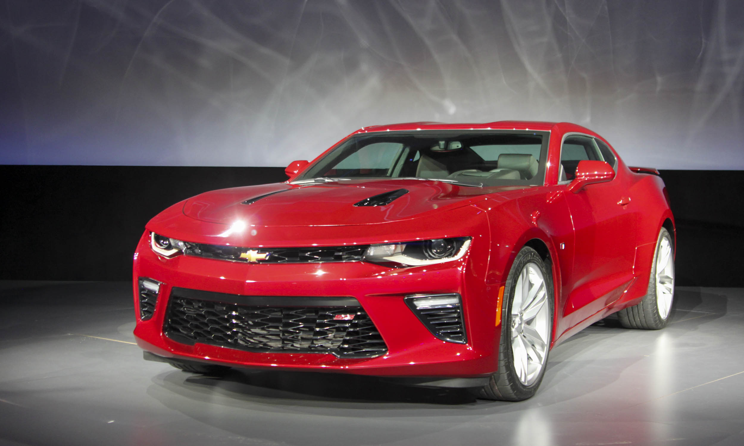 All-New Chevrolet Camaro SS 2016