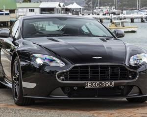 Aston Martin Vantage GT 2016