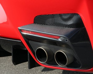 Exhaust Pipe 2016 Ferrari F12tdf