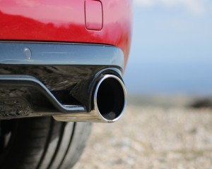 Exhaust Pipe Peugeot 308 GTi 2016