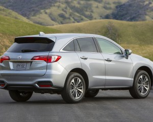 Exterior Overview 2016 Acura RDX