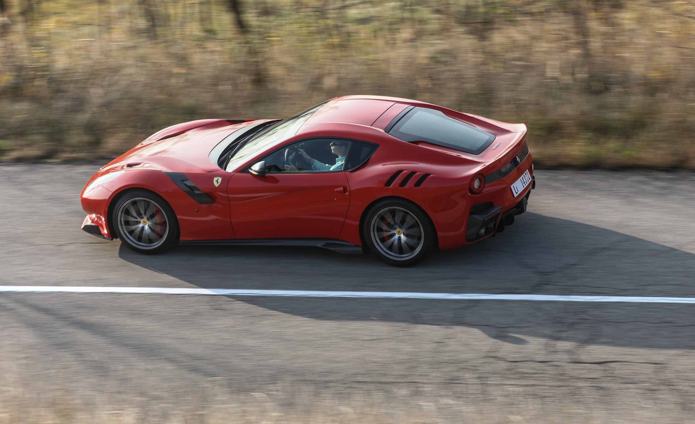 2016 Ferrari F12tdf First Drive: Many More Things From First Drive Review 2016 Ferrari