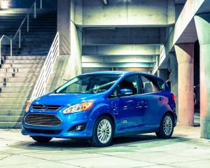 Ford C-Max Energi Exterior