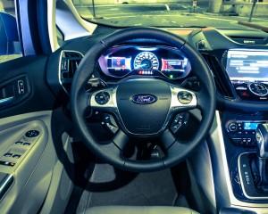 Ford C-Max Energi Interior Cockpit