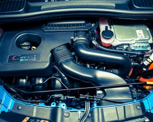 Ford C-Max Energi Plug-In Hybrid Engine