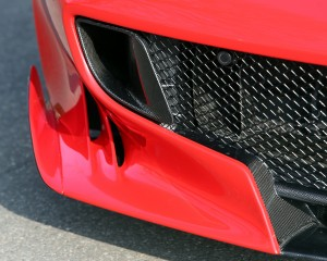 Grille Ferrari F12tdf 2016