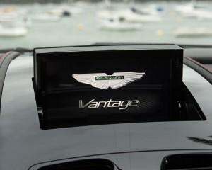 Head Unit 2016 Aston Martin Vantage GT