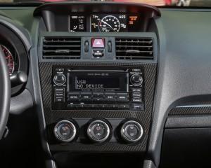 Head Unit of 2015 Subaru WRX