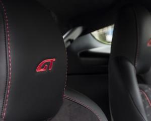 Headrest 2016 Aston Martin Vantage GT