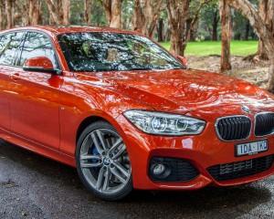 New 2015 BMW 125i