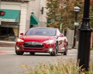 New 2015 Tesla Model S P85D