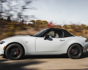 New 2016 Mazda MX-5 Miata Performance Test