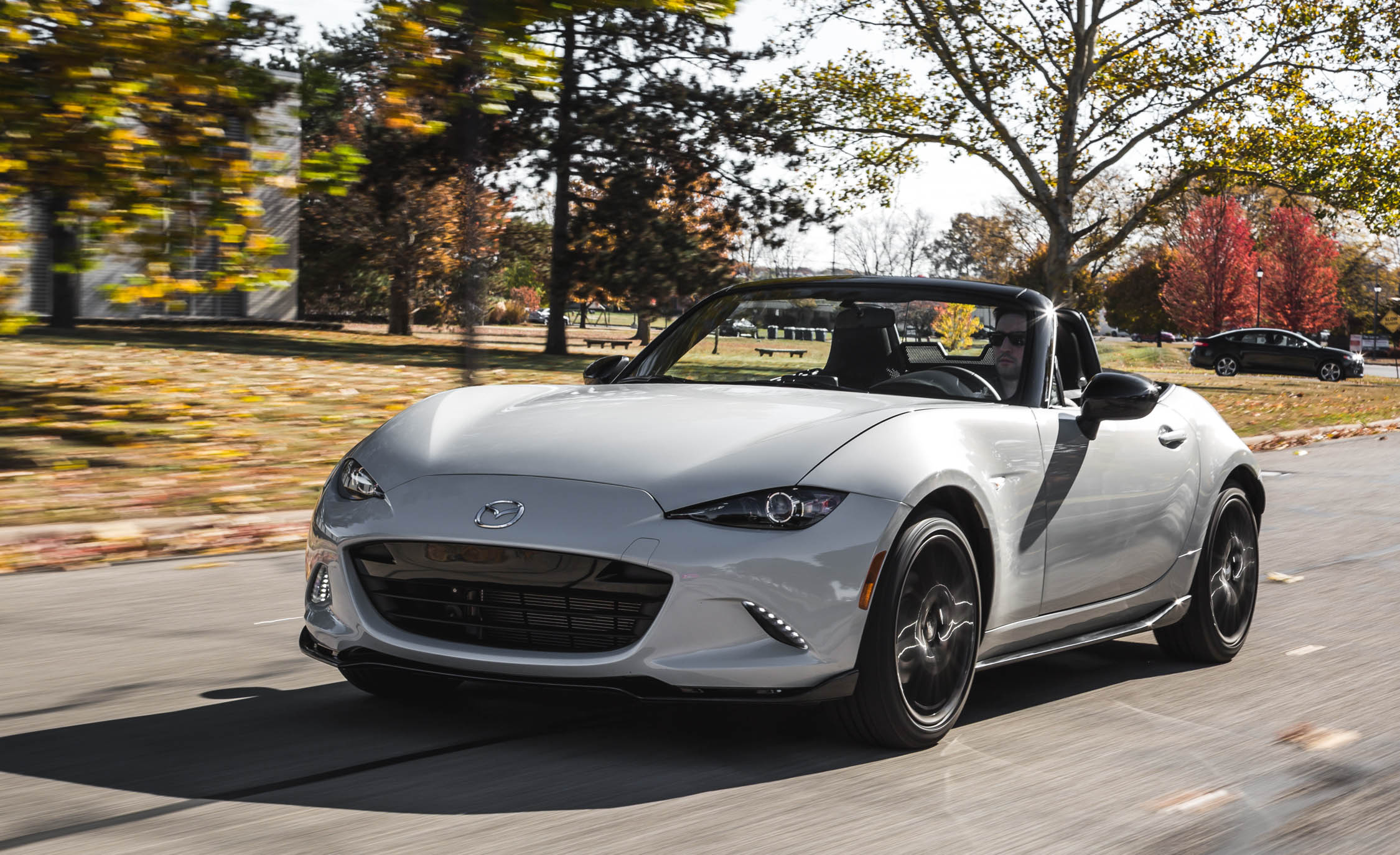 New 2016 Mazda MX-5 Miata Test Drive