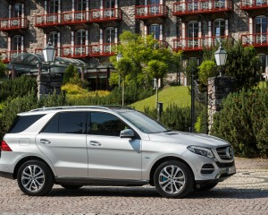 New 2016 Mercedes-Benz GLE-Class GLE500e 4MATIC
