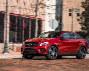New 2016 Mercedes-Benz GLE450 AMG Coupe
