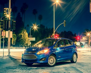 New Ford C-Max Energi