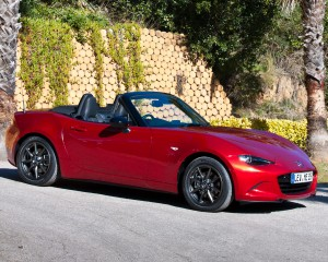 New Mazda MX-5 Miata 2016