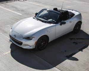 New Mazda MX-5 Miata