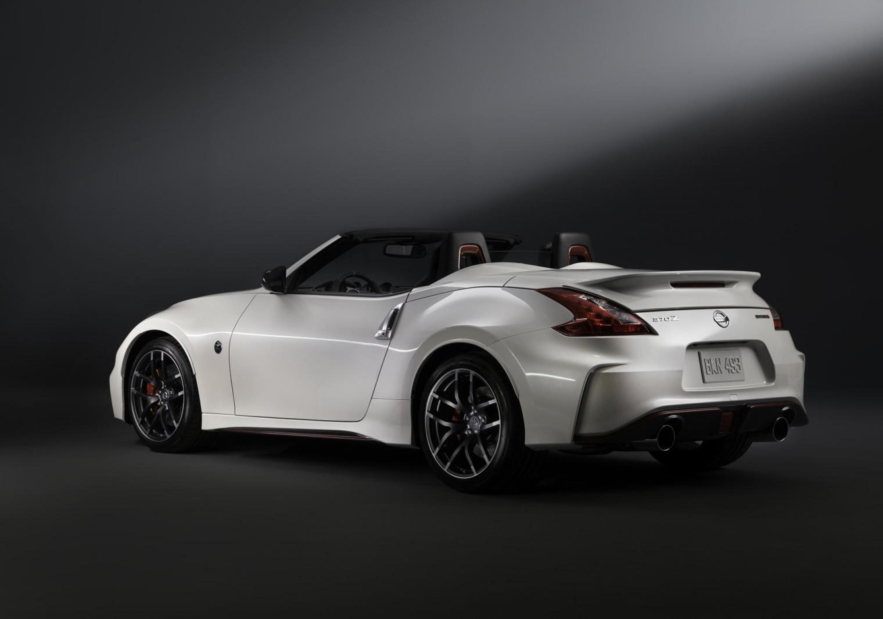 2015 nissan 370z concept review future cars 2015 future html autos weblog. Black Bedroom Furniture Sets. Home Design Ideas