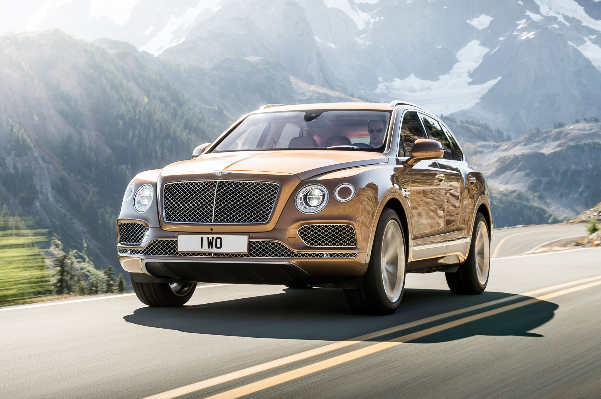 Next 2017 Bentley Bentayga