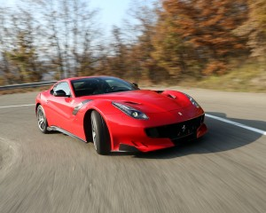 Preview 2016 Ferrari F12tdf