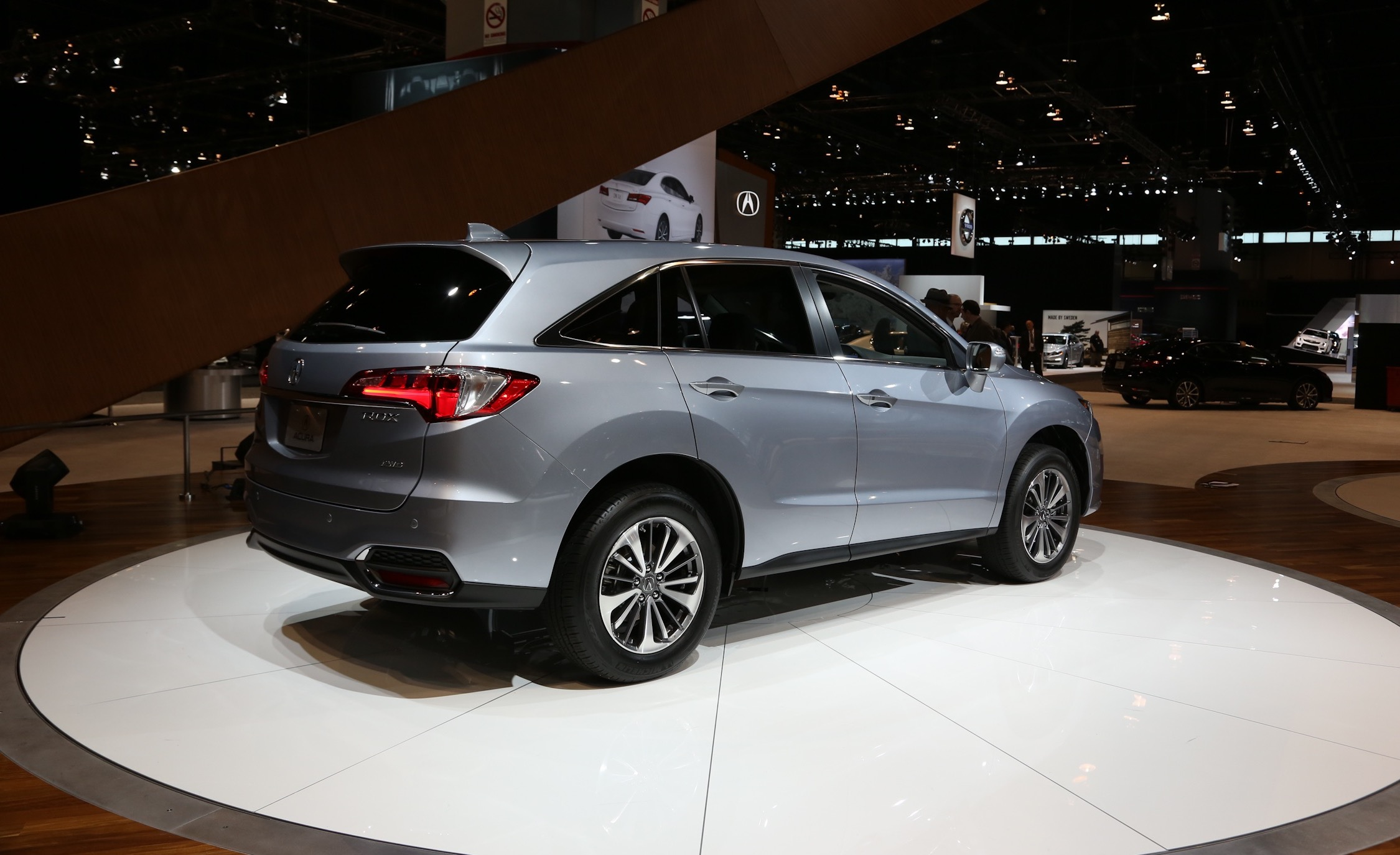 Rear Side Exterior of 2016 Acura RDX