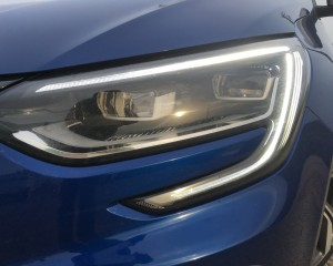 Renault Megane GT Headlight
