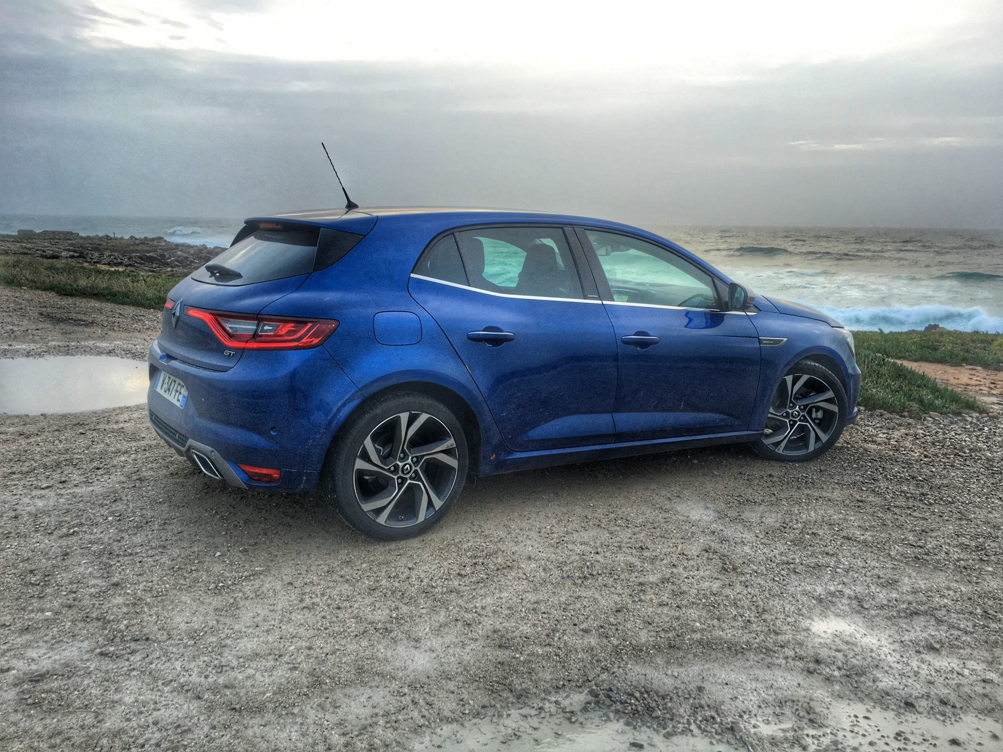 Review 2016 Renault Megane GT