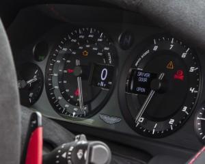 Speedometer 2016 Aston Martin Vantage GT