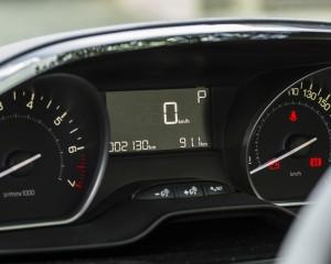 Speedometer 2016 Peugeot 208 Active