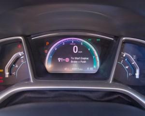 Speedometer Honda Civic Touring 2016