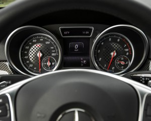 Speedometer Mercedes-Benz GLE450 AMG Coupe 2016