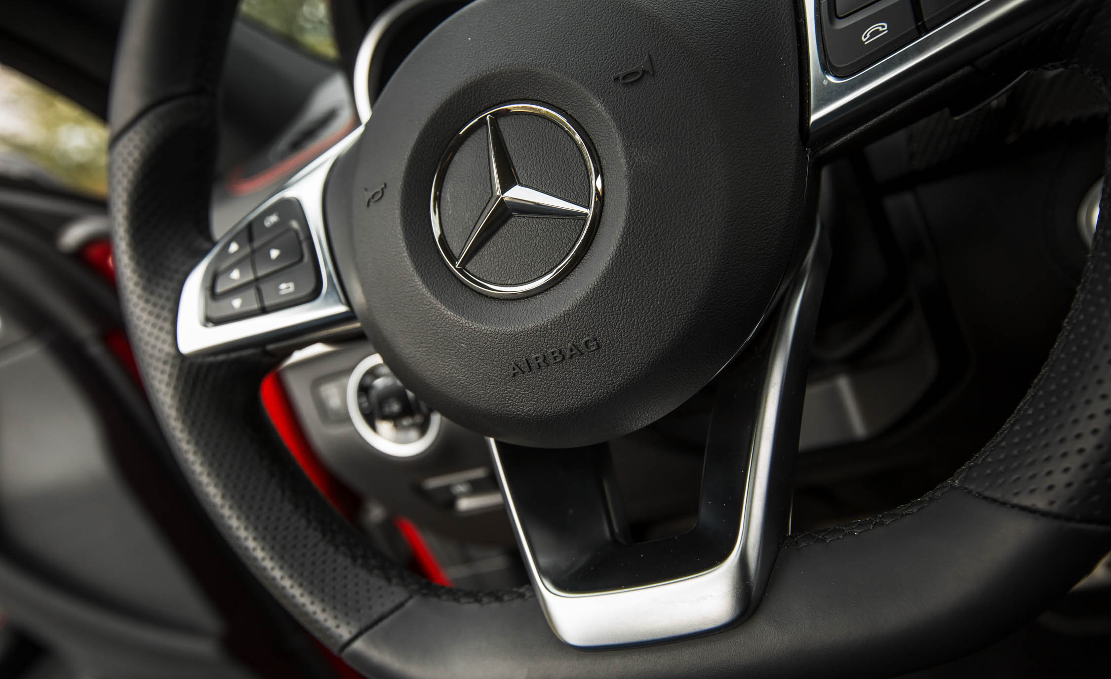Steering Mercedes-Benz GLE450 AMG Coupe 2016