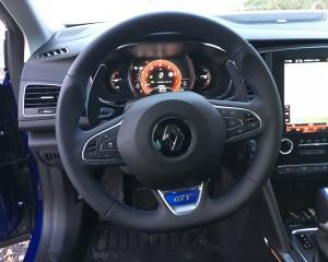 Steering Wheel 2016 Renault Megane GT