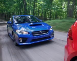 Subaru WRX 2015 Performance Test