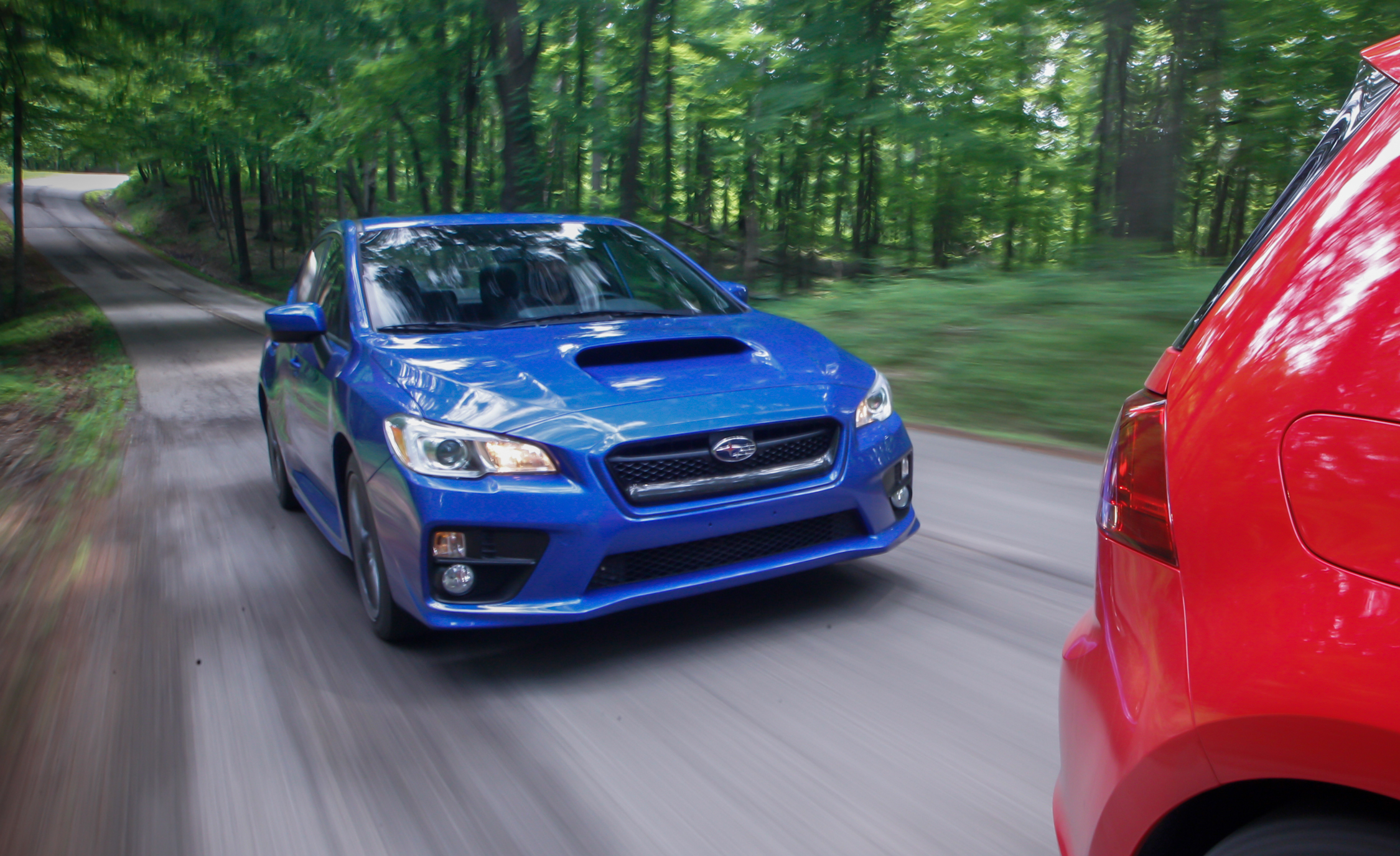 Subaru WRX 2015 Performance Test