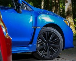 Subaru WRX 2015 Wheel Trim