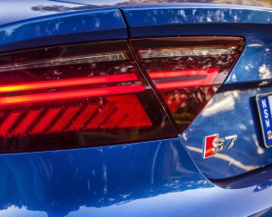 Taillight 2016 Audi S7
