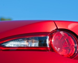 Taillight 2016 Mazda MX-5 Miata