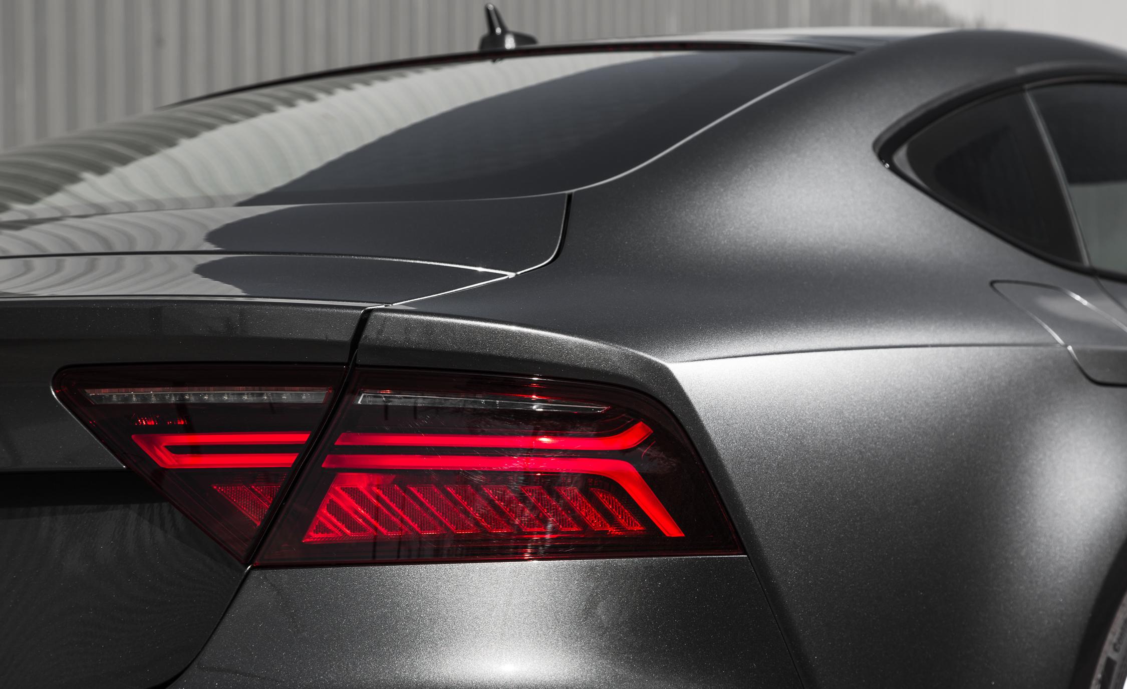 Taillight Audi S7 2016
